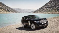 Range Rover 2013, nuove foto e dati - Immagine: 55