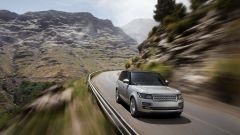 Range Rover 2013, nuove foto e dati - Immagine: 58