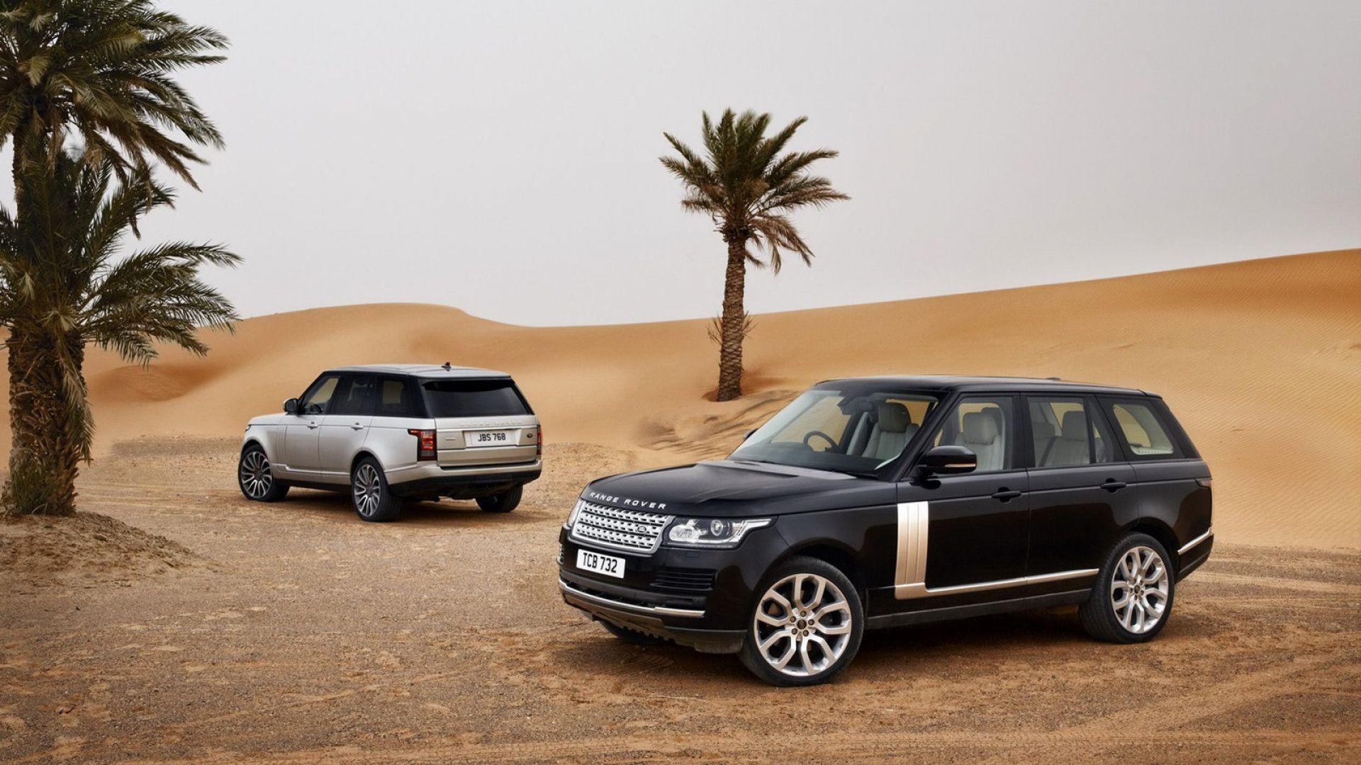 Immagine 58: Range Rover 2013, nuove foto e dati