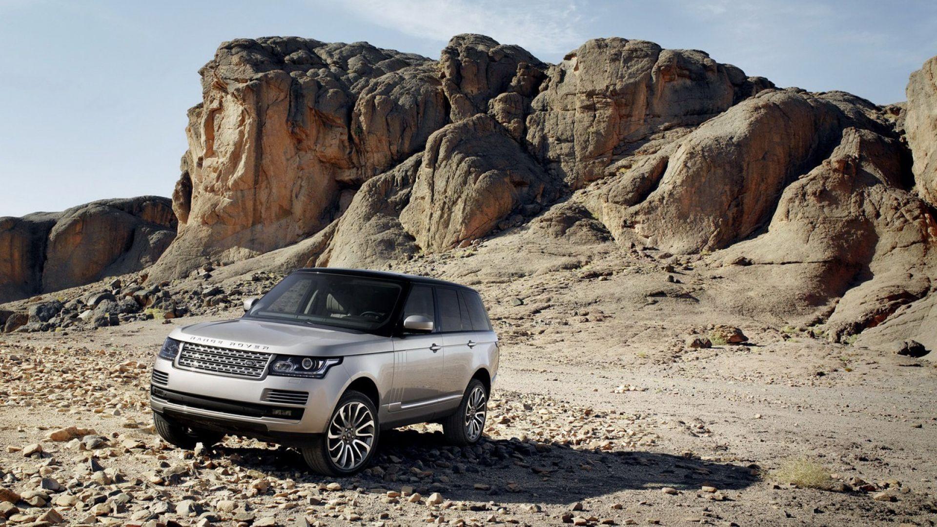Immagine 59: Range Rover 2013, nuove foto e dati