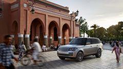 Range Rover 2013, nuove foto e dati - Immagine: 62