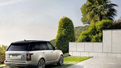 Range Rover 2013, nuove foto e dati - Immagine: 48