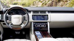 Range Rover 2013, nuove foto e dati - Immagine: 10