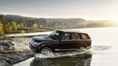 Range Rover 2013, nuove foto e dati - Immagine: 50