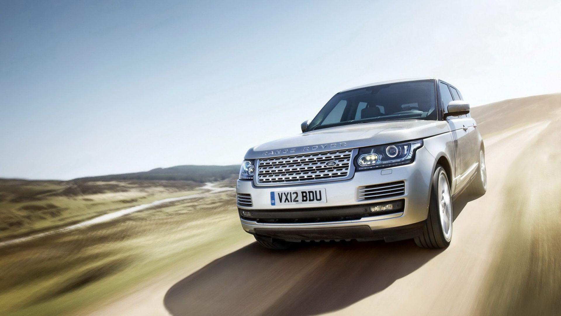 Immagine 50: Range Rover 2013, nuove foto e dati