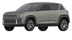 Nuova Renault R4 un SUV compatto EV. Quando esce? Ultime news