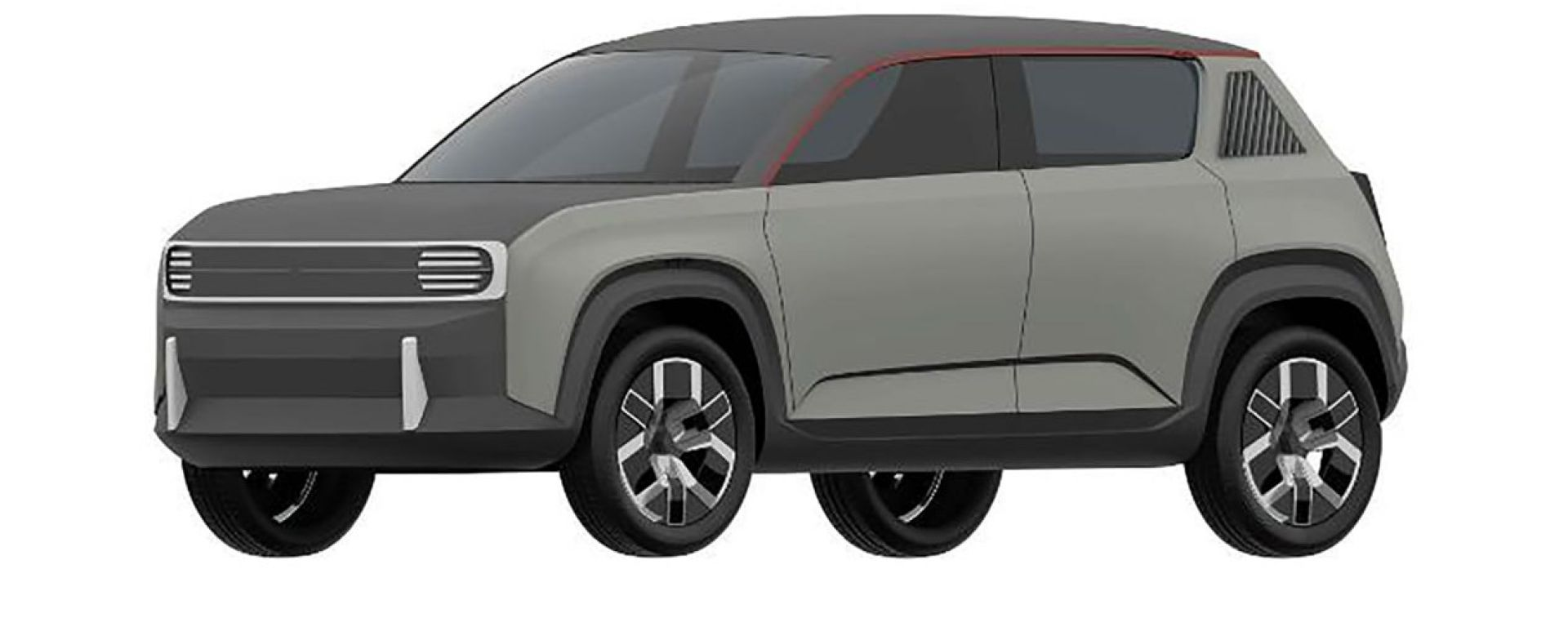 Nuova Renault 4, sfuggono in rete i brevetti