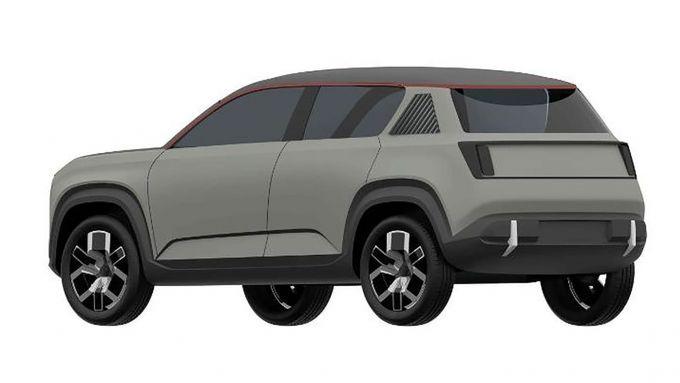 Nuova Renault 4, spuntano i brevetti