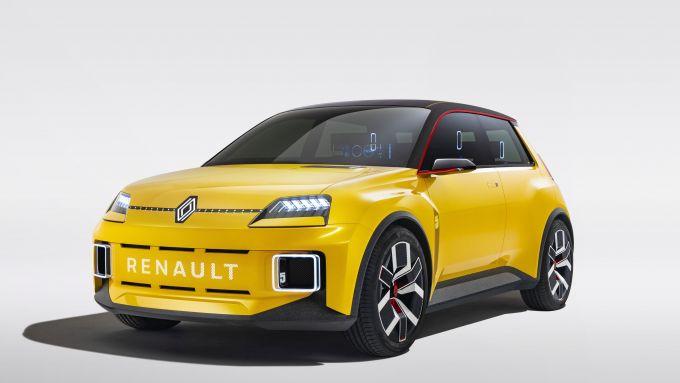 Nuova Renault 5: l'erede designata di Twingo