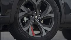 Nuova Renault Arkana 2021: i cerchi in lega leggera da 18