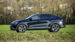 Nuova Renault Arkana 2021: i SUV valgono il 65% di vendite del segmento C