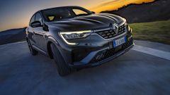 Nuova Renault Arkana 2021: la prova in video del SUV/coupé