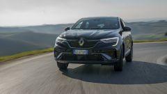 Nuova Renault Arkana 2021: in un secondo tempo anche plug-in hybrid