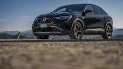 Nuova Renault Arkana 2021: per adesso niente motore 100% elettrico