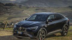 Nuova Renault Arkana 2021: stile sportivo ed equilibrato