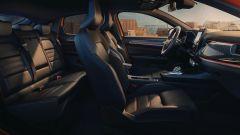 Nuova Renault Arkana E-Tech Hybrid: i sedili sportivi della R.S. Line