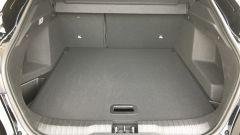 Nuova Renault Arkana E-Tech Hybrid: il vano bagagli