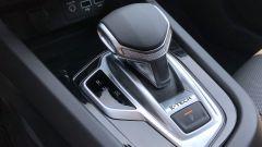 """Nuova Renault Arkana E-Tech Hybrid: la leva del cambio automatico """"speciale"""""""