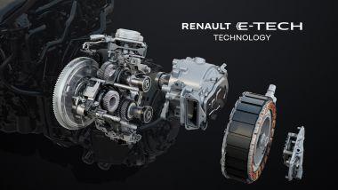 Nuova Renault Arkana E-Tech Hybrid: la tecnologia brevettata di Arkana E-Tech