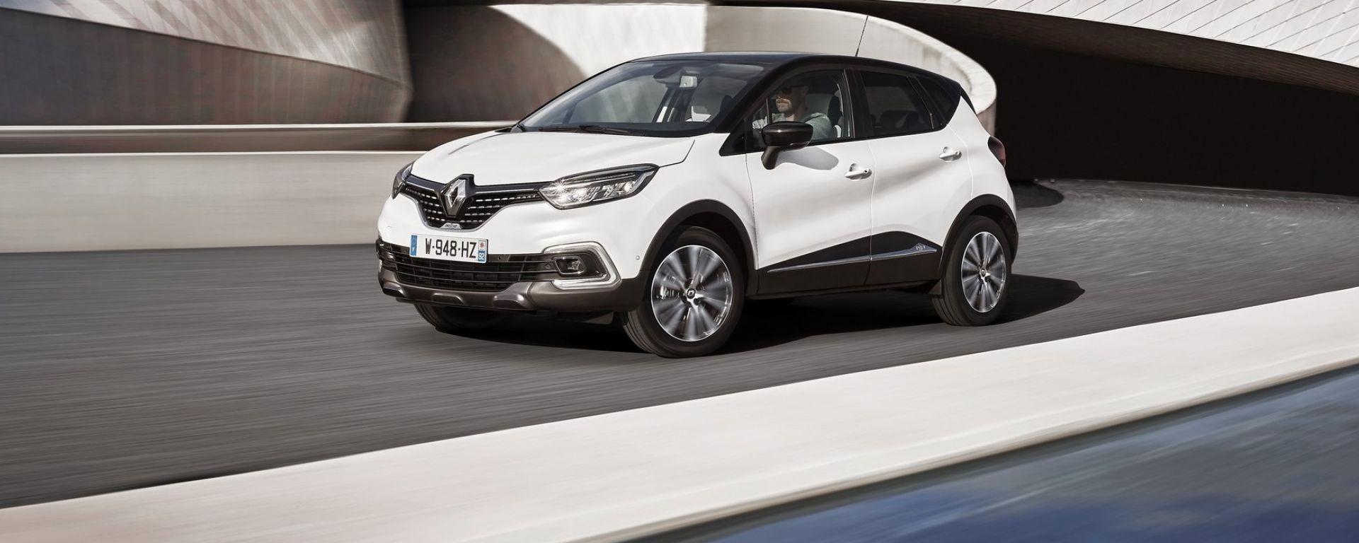 Nuova Renault Captur 2017