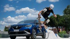 Nuova Renault Captur E-Tech Hybrid: cattura l'energia dello sport