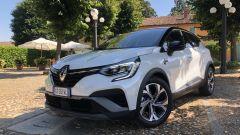 Nuova Renault Captur E-Tech Hybrid: potenza complessiva di 105 kW (143 CV)