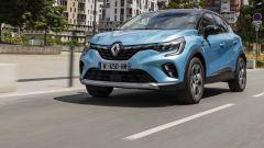 Renault Captur E-Tech Plug-in Hybrid: come va? Prova e opinioni