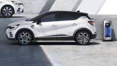 Nuova Renault Captur, ecco la plug-in hybrid