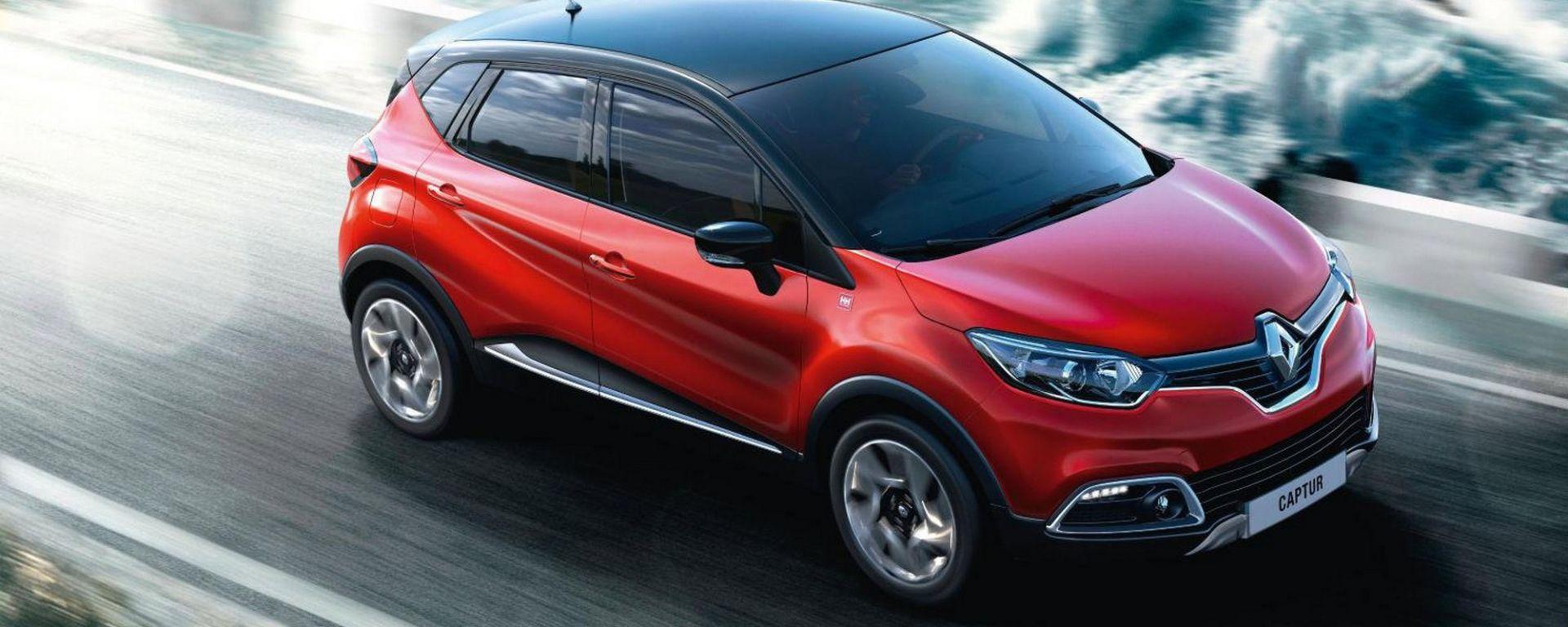 Nuova Renault Captur, nel 2020 la svolta ibrida