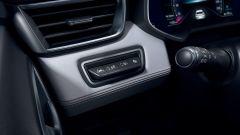 Nuova Renault Clio 2019: comandi per il mantenimento di corsia e la regolazione dei fari