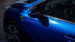 Nuova Renault Clio 2019: dettaglio del retrovisore