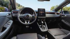 Nuova Renault Clio 2019: gli interni