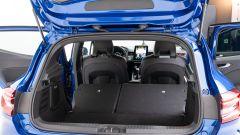 Nuova Renault Clio 2019: il bagagliaio