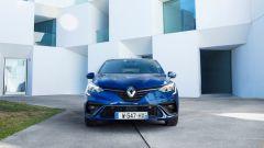 Nuova Renault Clio 2019: il frontale