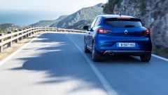 Nuova Renault Clio 2019: il posteriore