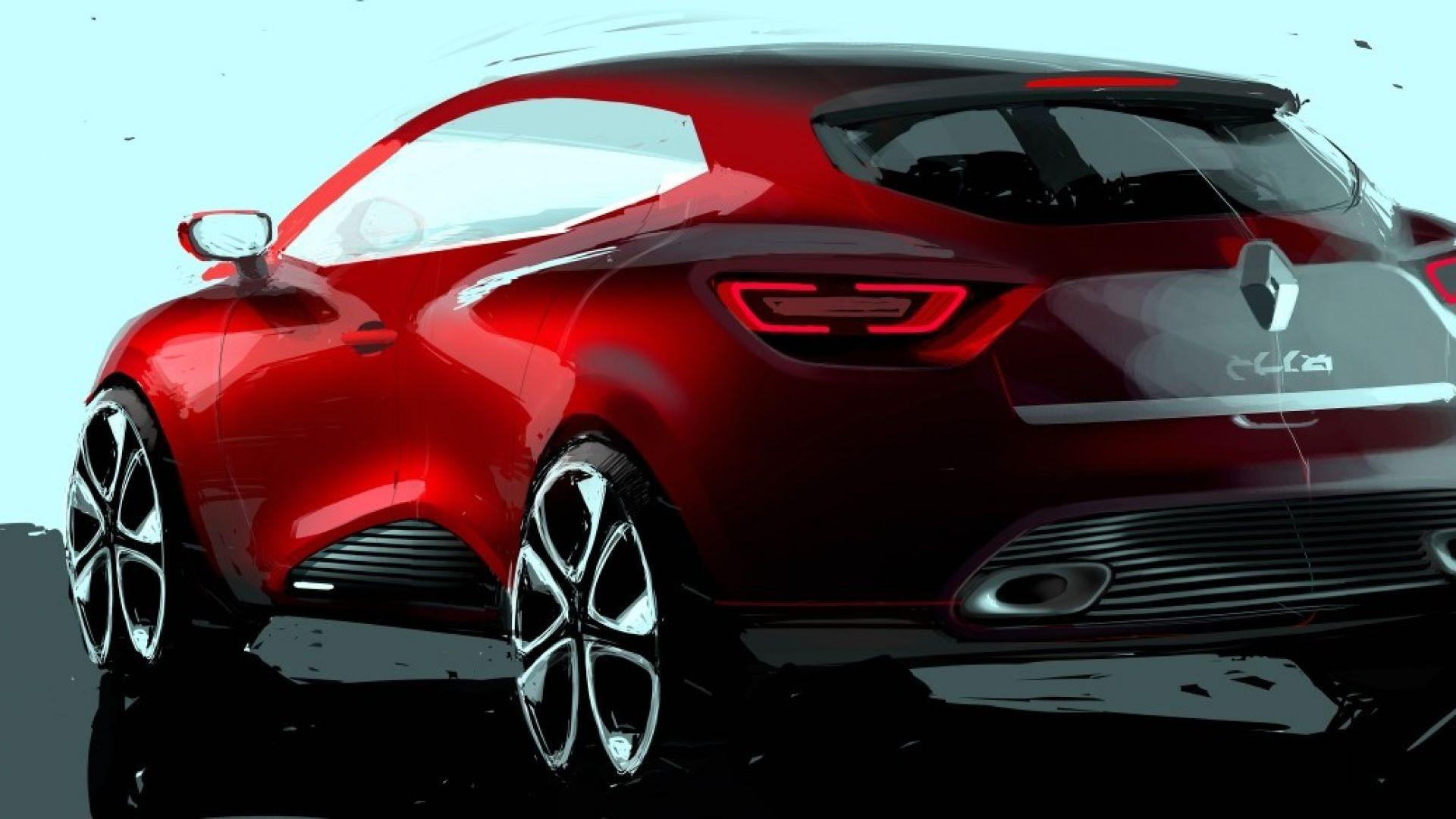 Nuova Renault Clio 5 2019: foto, dimensioni, motori ...