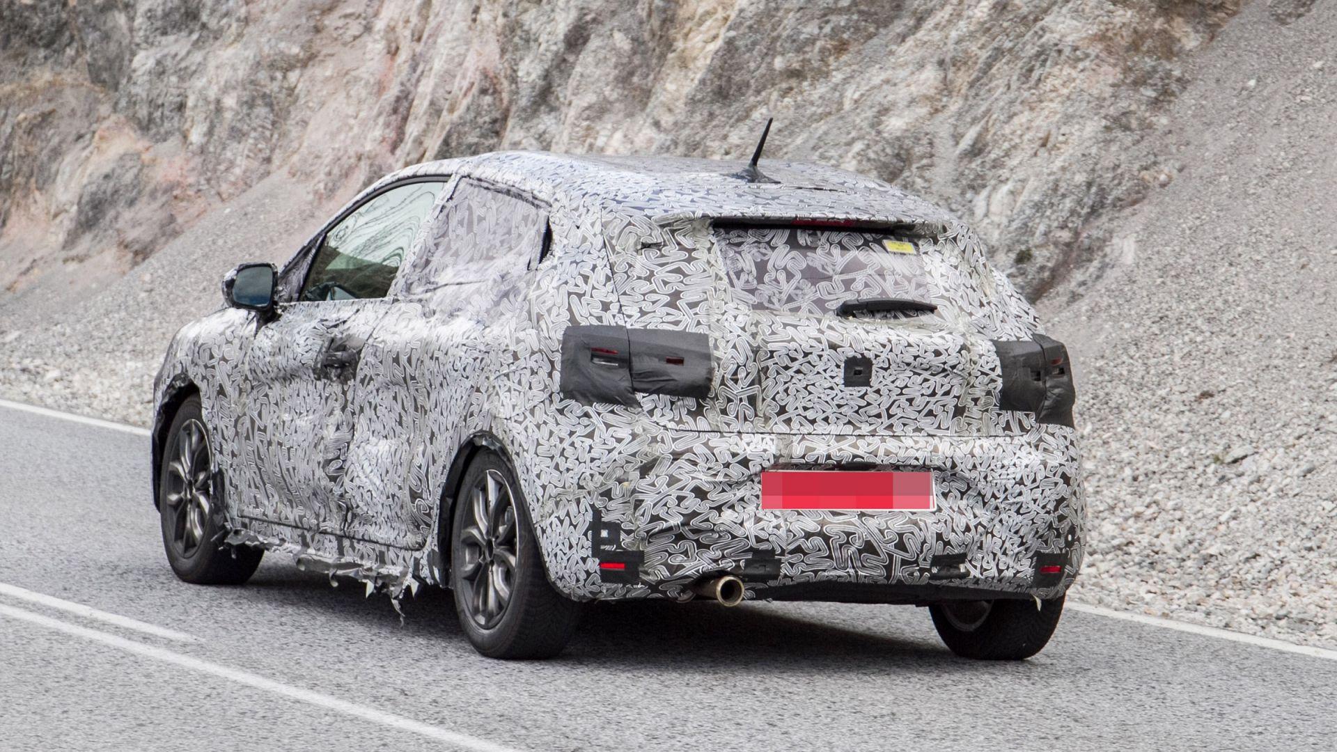 Subaru Brz Turbo >> Nuova Renault Clio 5 2019: foto, dimensioni, motori, uscita - MotorBox