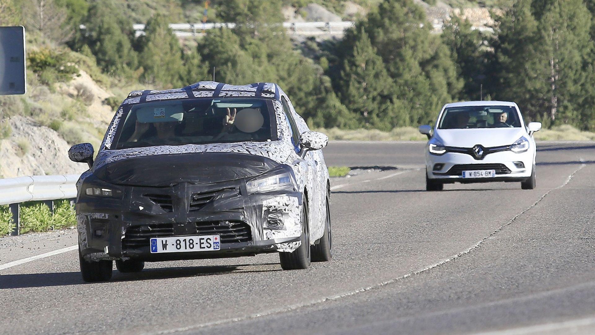 Subaru Brz Turbo >> Nuova Renault Clio 5 2019: foto, dimensioni, motori ...
