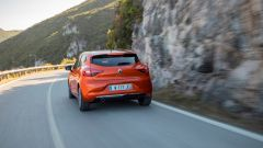 Nuova Renault Clio 2019: vista posteriore