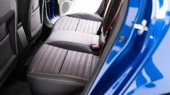 Nuova Renault Clio 2019:i sedili posteriori