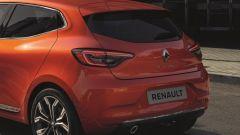 Nuova Renault Clio: il posteriore