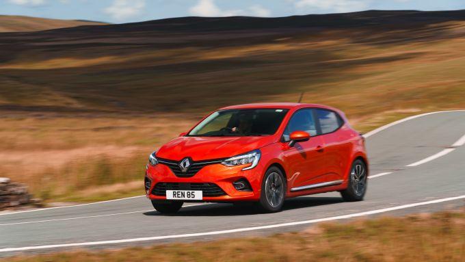 Nuova Renault Clio: in UK sarà solo benzina