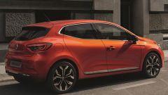 Nuova Renault Clio: la fiancata