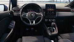 Nuova Renault Clio: l'abitacolo