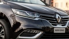 Nuova Renault Espace frontale