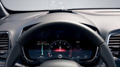 Nuova Renault Espace Initiale Paris: il quadro strumenti digitale e l'head-up display