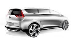 Nuova Renault Grand Scénic: bagagliaio maxi o sette posti? - Immagine: 11