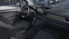 Nuova Renault Kangoo 2021: gli interni