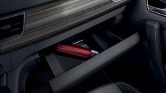 Nuova Renault Kangoo 2021: il cassetto del passeggero da 7 litri