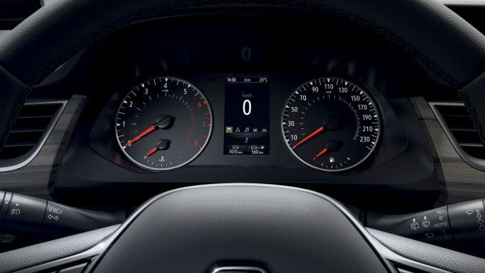 Nuova Renault Kangoo 2021: il cruscotto ibrido